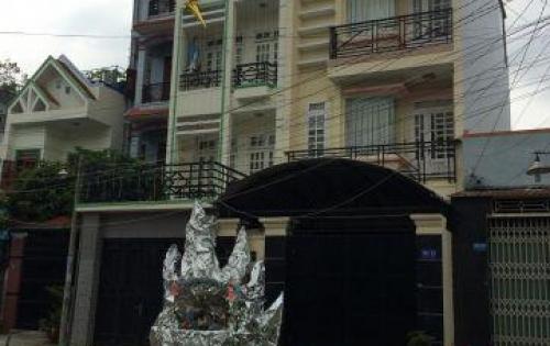 Bán nhà 1 trệt 2 lầu trên chuồng cu 5x20m giá 5 tỷ, HXH Nguyễn Ảnh Thủ , P. HT, Q12