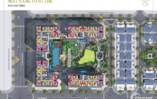 Cần tiền bán lỗ căn hộ Victoria Village, quận 2, chỉ 2,98 tỷ/64,2m2 thông thủy . Lịch thanh toán 1%/tháng