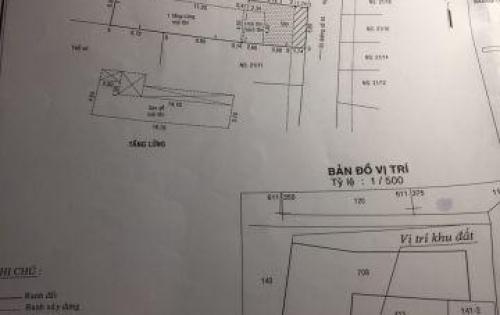 Bán nhà đường 42, P. Bình Trưng Đông, 150m2, 5 phòng trọ, giá rẻ