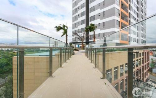 HOT HOT!!! cho thuê căn hộ The Sun Aevnue nhà mới bàn giao, nội thất mới đẹp chanh sả view hồ bơi