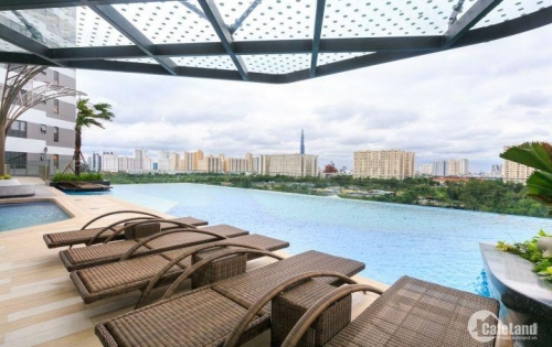 Sở hữu căn hộ The Sun Avenue 3 mặt, view song với giá gốc 2.6 tỷ
