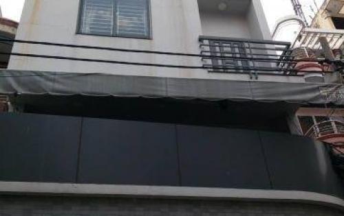 Bán nhà HXH 80/45 Trần Quang Diệu, Quận 3, 5.6mx14m, giá 14.5 tỷ.