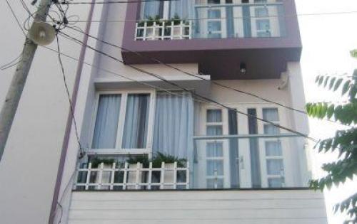 Nhà MT HẺM Lê Văn Sỹ, 60 m2 quận 3, giá 12, 5 tỷ tl