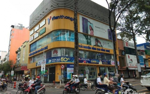 Bán nhà mặt tiền Nguyễn Đình Chiểu, quận 3, 17mx26m, giá tốt 175 tỷ