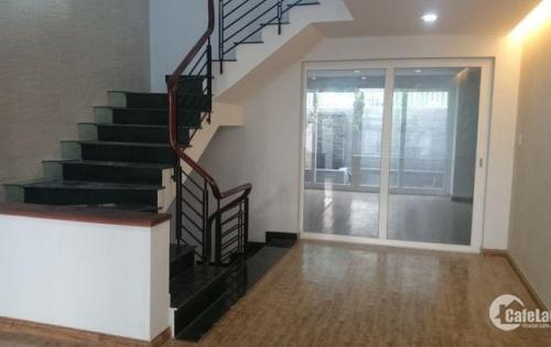 Bán nhà 39m2, 3 tầng, hẻm Đường số 4 Cư xá Đô Thành phường 4 quận 3