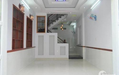 Bán nhà 58m2, 3 tầng, hẻm xe hơi Nguyễn Đình Chiểu phường 2 quận 3