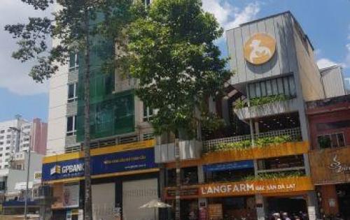 Mặt tiền Trương Định - Nguyễn Thị Minh Khai, phường 6, quận 3, DT: 4x17.7m, nhà 4 lầu, Giá 30.5 tỷ