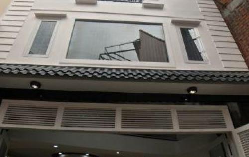 Mặt tiền Trương Định - Nguyễn Thị Minh Khai, phường 6, quận 3, DT: 4x17.7m, nhà 4 lầu, Giá 30 tỷ