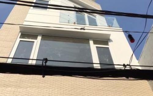 Bán gấp nhà 1 lững 2 lầu mới đẹp hẻm 159 Xóm Chiếu quận 4.