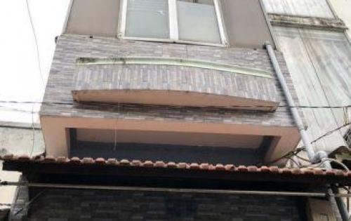 Bán gấp nhà 2 lầu hẻm 487 Huỳnh Tấn Phát, P. TTĐ, Quận 7.