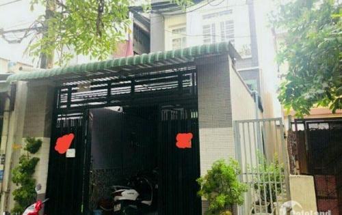 Bán nhà 1 lầu hẻm 67 Trần Xuân Soạn Quận 7