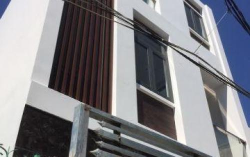 Bán nhà 2 lầu hẻm 24 Gò Ô Môi phường Phú Thuận Quận 7  -Diện tích: 6x9m -Cấu trúc: 1 trệt, 2 lầu, 3pn, 3wc, nhà mới, đẹp, xây kiên cố, dọn vào ở ngay -Vị trí: h