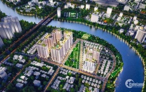 Chỉ TT 1,1 tỷ nhận nhà ở ngay tại Sunrise Riverside Q7, căn 2PN, DT 69m2 - LH 0947375522