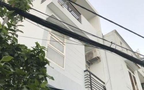 Bán nhà 2 lầu hẻm 861 Trần Xuân Soạn Phường Tân Hưng Quận 7