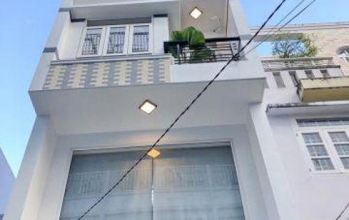 Bán nhà đẹp 5 tầng hẻm oto 502 Huỳnh Tấn Phát P. Bình Thuận Quận 7.