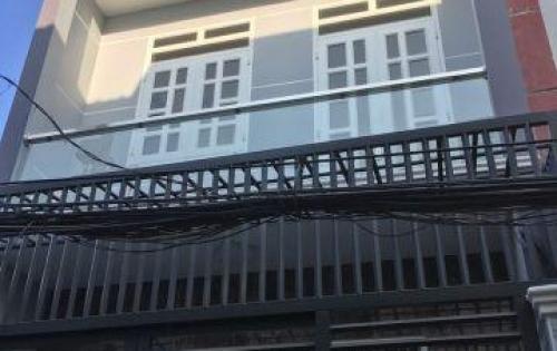 Bán nhà mới 1 lầu hẻm 116 Đường số 17 Phường Tân Thuận Tây Quận 7