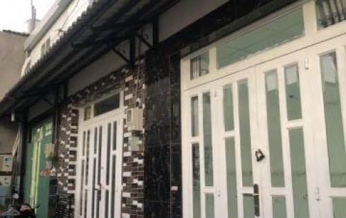 Bán nhà 1 lầu hẻm xe hơi 1135 Huỳnh Tấn Phát Quận 7