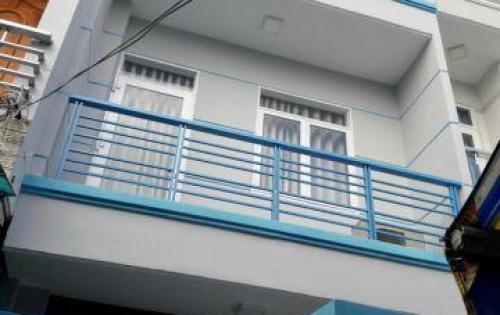 Bán nhà đẹp 2 lầu hẻm 1135 Huỳnh Tấn Phát Quận 7