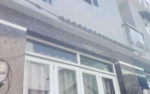 Bán nhà 1 lầu mới 100% hẻm đường Huỳnh Tấn Phát Quận 7