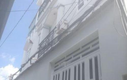 Bán nhà 2 lầu đẹp hẻm 176 Nguyễn Thị Thập quận 7.