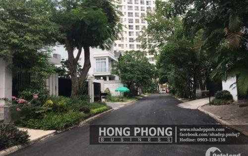 Cần Bán Đất Biệt Thự Nam Quang 1 Phú Mỹ Hưng Quận 7