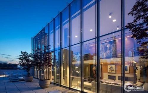 Penthouse 138 m2 view sông Cầu Phú Mỹ Quận 7 giá chỉ 32tr/m2 đã bao gồm VAT Lh 0938509691