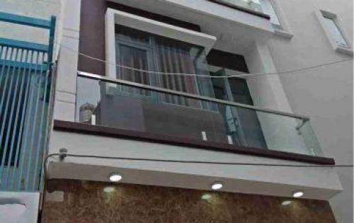 Bán Nhà mới đẹp 3 lầu (4x14m) HXH đường Lý Phục Man, P. Bình Thuận, Q7