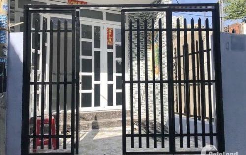 Bán nhà đẹp 1 lầu hẻm 380 Lê Văn Lương Quận 7
