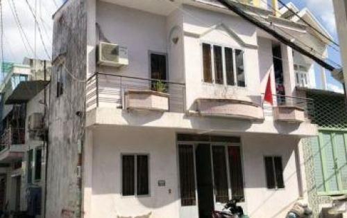 Bán gấp nhà phố 1 lầu hẻm xe hơi 803 Huỳnh Tấn Phát, P. Phú Thuận, Quận 7  -