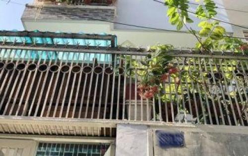 Bán gấp nhà phố trệt, lửng, 1 lầu hẻm 337 Trần Xuân Soạn, P. Tân Kiểng, Quận 7.