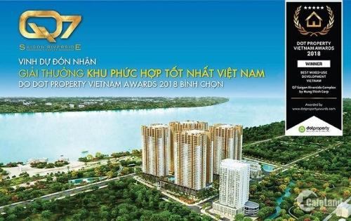 Dự án căn hộ Q7 Saigon Riverside Hưng Thịnh Quận 7