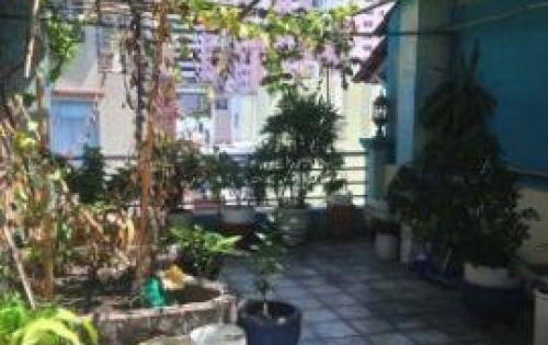 Bán nhà 1 lầu đúc mới hẻm 1041 Trần Xuân Soạn quận 7.