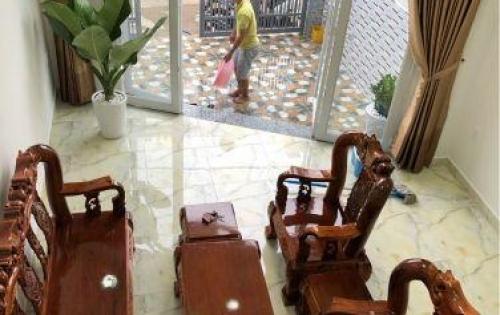 Chủ bán Nhà Mới 4,2 x 14 m, 2 lầu giá 4.95 tỷ HXH 1135 Huỳnh Tấn Phát