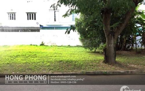 Đất biệt thự Nam Thông 2 Phú Mỹ Hưng 253,8m2 giá 19.