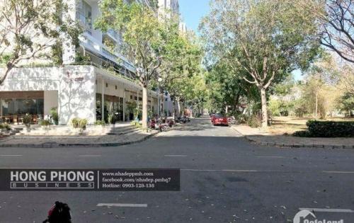 Nhà phố Hưng Phước Phú Mỹ Hưng cần bán, căn góc công viên 148m2 giá 31 tỷ