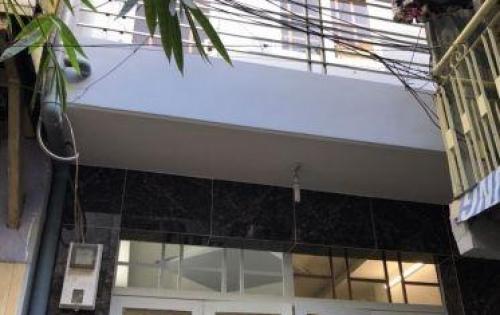 Nhà đối diện chợ Tân Thuận, đường Huỳnh Tấn Phát, Q7. Giá: 3,3 tỷ (TL)