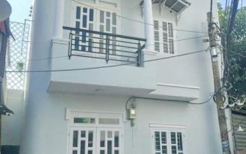 Bán nhà 1 lầu hẻm 1172 Huỳnh Tấn Phát Quận 7