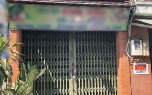 Bán nhà 1 lửng hẻm 337 Trần Xuân Soạn Quận 7