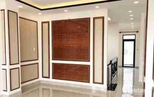 Nhà phố mới 3 lầu 4x20 mặt tiền đường số 41 Tân Quy, Q7. Giá 10,5 tỷ