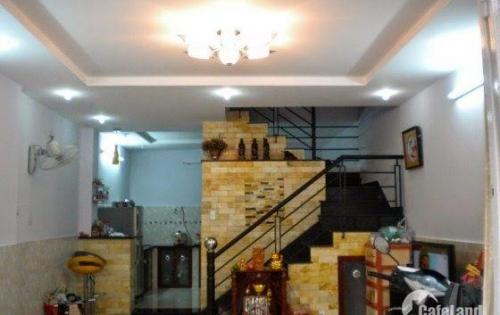 Bán nhà 90m2, 3 tầng, hẻm xe hơi Gò Ô Môi, kdc Savimex phường Phú Thuận quận 7