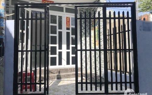 Bán nhà 1 lầu mới đẹp hẻm 380 Lê Văn Lương quận 7.