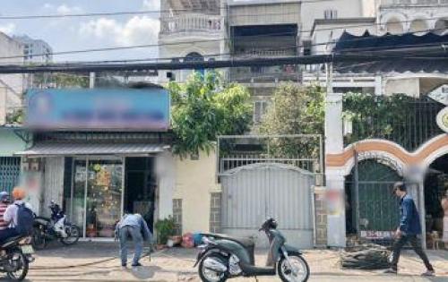 Bán nhà 2 lầu mặt tiền đường Trần Xuân Soạn Quận 7