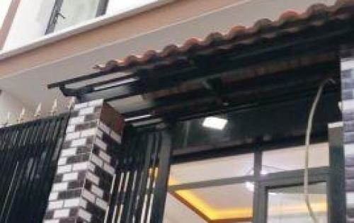 Bán nhà đẹp mới 100% 1 lầu hẻm 851 Huỳnh Tấn Phát Quận 7  -Diện tích: 5x12m -Cấu trúc: 1 trệt, 1 lầu, 2pn, 2wc, nhà mới hoàn toàn, xây kiên cố, nội thất đẹp, dọ