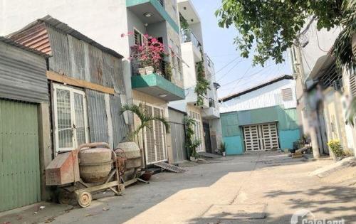 Bán dãy phòng trọ hẻm 8m Lê Văn Lương quận 7.