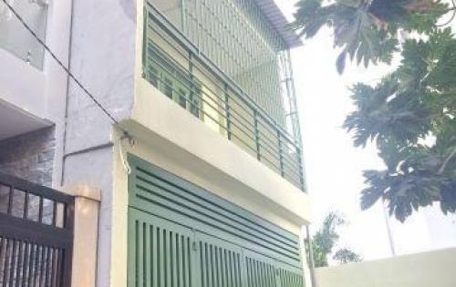 Bán nhà mới Quận 8 xây dựng 1 lầu hẻm xe hơi 83 đường Tạ Quang Bửu Phường 2