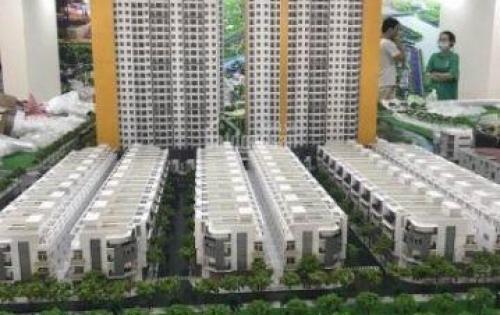 Dự án nhà phố liền kề cao cấp Q8. 5x18m, 5x20m 1 trệt 3 lầu thanh toán chỉ 2,3 tỷ