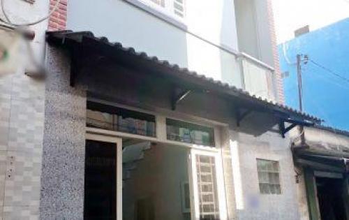 Bán nhà mới hẻm xe hơi 100 đường Bùi Minh Trực Phường 5 Quận 8