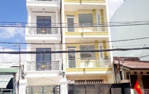 Bán nhà mặt tiền 3 lầu đường Hưng Phú Phường 8 Quận 8