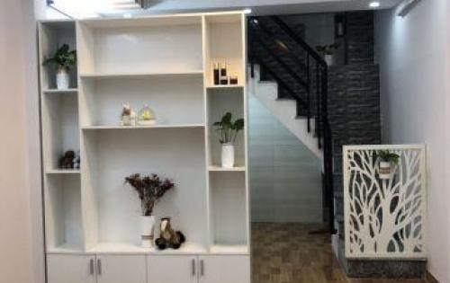 Bán nhà mới 1 lầu đường Hưng Phú Phường 10 Quận 8
