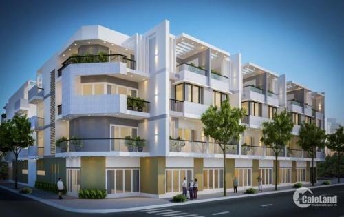nhà phố đường An Dương Vương, 5x18 trả góp trong 2 năm kls, giá chỉ 7,95 tỷ